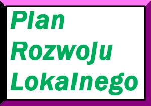 Plan Rozwoju Lokalnego