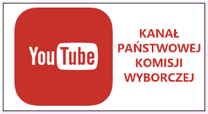 Kanał Youtube Państwowej Komisji Wyborczej